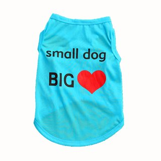 Hundeshirt Big Heart S